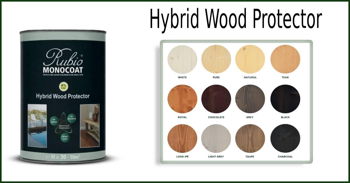 Hybrid Wood Protector