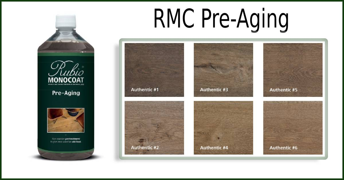 RMC Pre-Aging